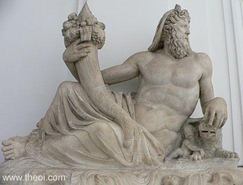 River-God | Greco-Roman statue