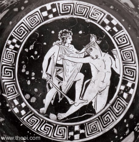 Image result for Theseus Ancient Greek