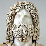 Cult of Zeus | Bust of Jupiter of Sabratha