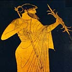 Zeus King of Heaven, God of Sky & Weather