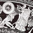 Thumbnail Eos, Memnon, Achilles, Thetis