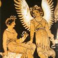 The Erinyes | Greek vase painting