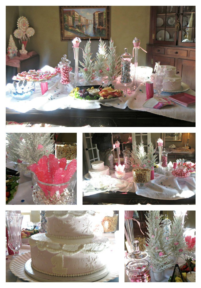 Onederaland Dining Room Table Collage