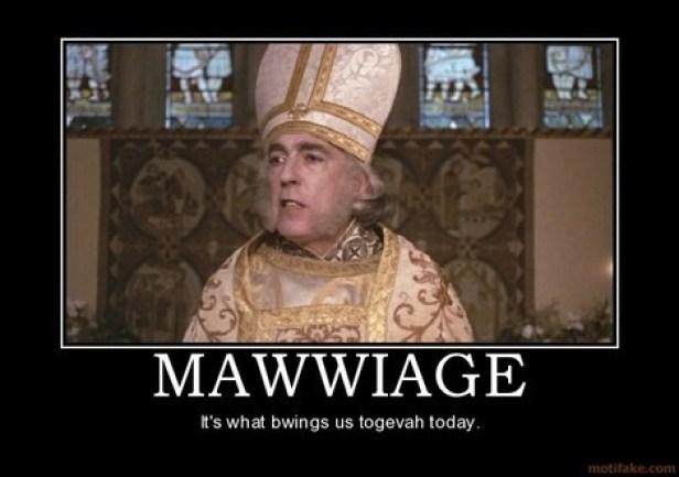 Mawwiage