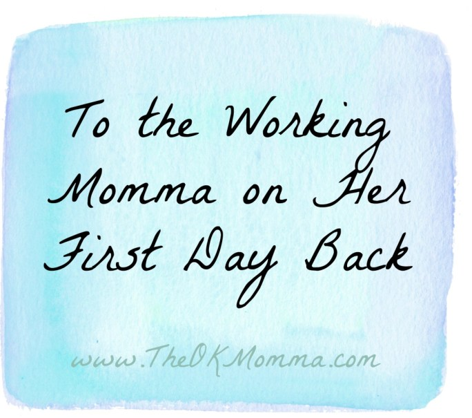 working momma