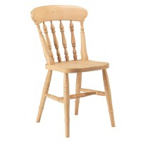 'Spindle Back' Beech Chair