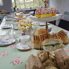 Vintage tea party 4