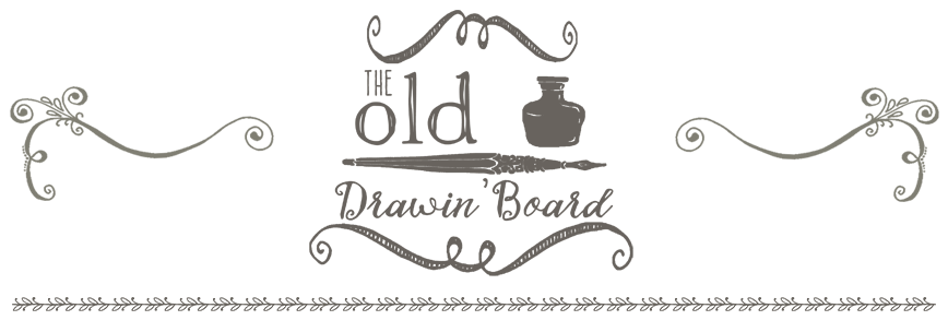 The Old Drawin Board Website And Graphic Design Studio