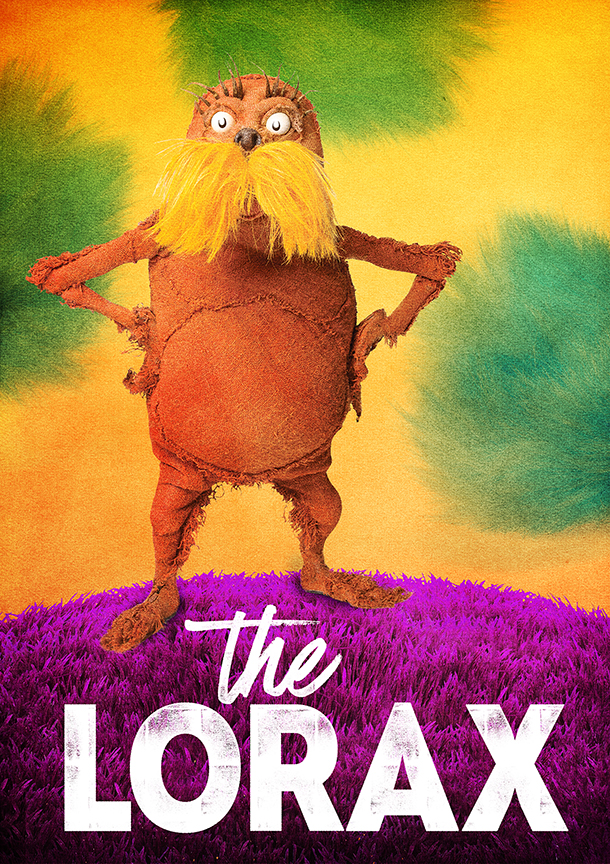 Dr Seusss The Lorax  The Old Globe
