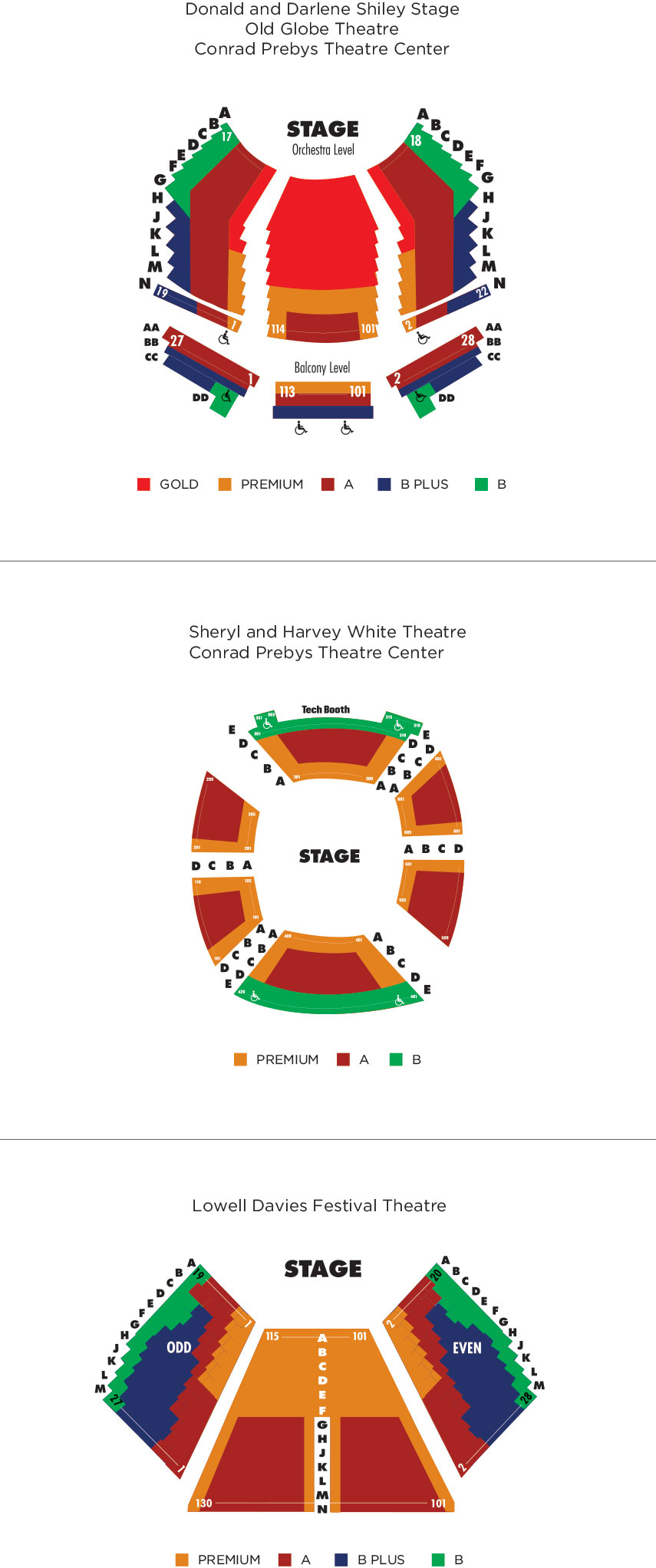 hight resolution of home shows and tickets seating charts