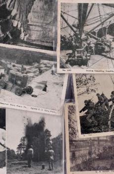 Military Postcards