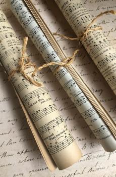 Sheet Music ~ Song Books