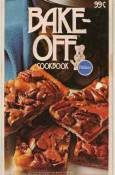Pillsbury 26th Bake Off Cookbook 100 Prize Winning Recipes 1975