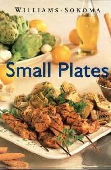Williams Sonoma Small Plates Tapas Cookbook Photos 1999 Hardcover