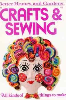 Better Homes & Gardens Crafts and Sewing 1973 Mid Century Fun Batik Tie-Dye Fashion Decor