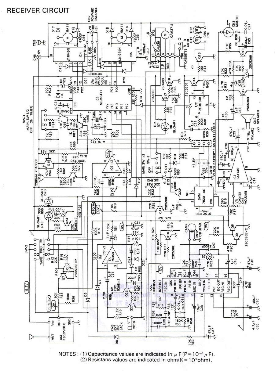 medium resolution of the old robot s web site the omnibot robie sr circuit board schematics circuit board schematic diagram symbols circuit board schematics
