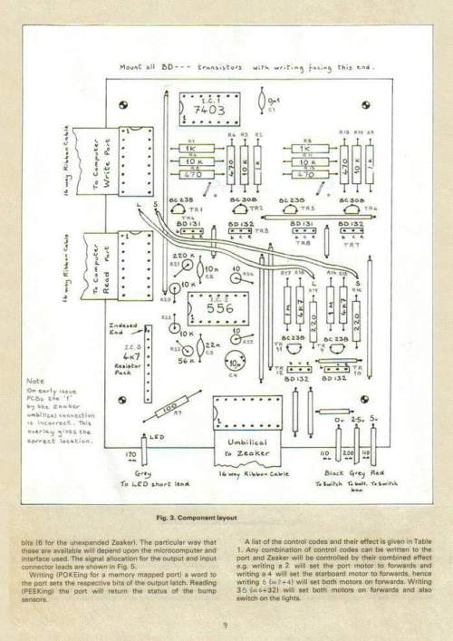 small resolution of zeaker by david buckley the old robot s web site basic house wiring diagrams buckley wiring diagrams
