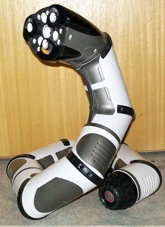 Roboboa Robot by Wow Wee  The Old Robots Web Site