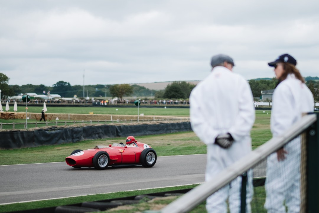 Motor Racing at Goodwood