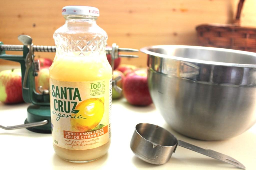 lemon-juice-apples