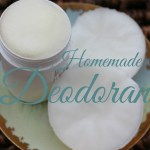 Cooling Peppermint Homemade Deodorant
