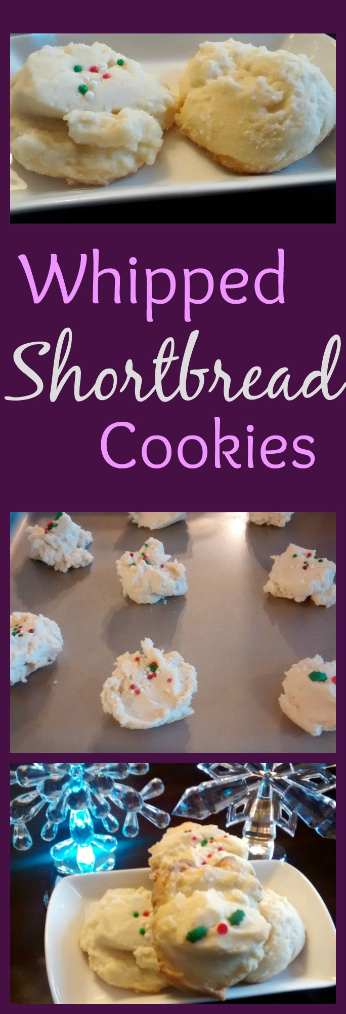 Whipped Shortbread The Olive Blogger Recipes Your Family Will Love