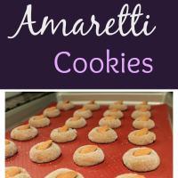 Classic Italian Amaretti Cookies - Day 10