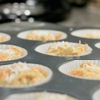 Carrot Coconut Muffins - A MUST Try Muffin Recipe
