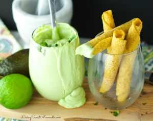 avocado-cilantro-cream-dip