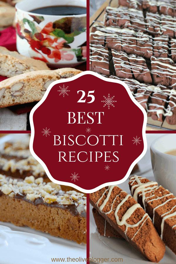Best Biscotti Recipes - Round-Up