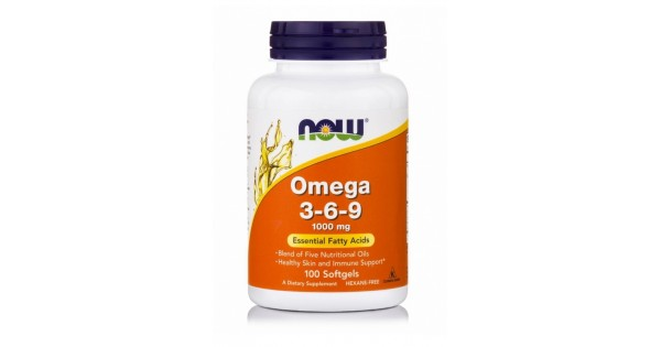 Now Omega 3 6 9 1 000mg Softgels The Olive Branch Natural Health