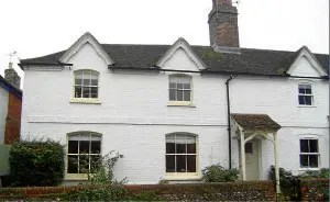 Kintbury cottage