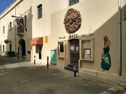 Second phase of street art based on famous Gibraltar artist to begin- ESPANA NEWS