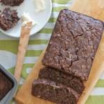 chocolate olive oil zucchini cake
