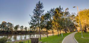 Murrumbidgee River Wagga