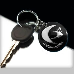 EMF Protection - Key Ring