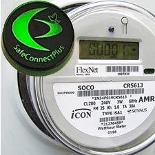 Smart Guard Shield for Smart Meters