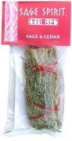 Desert Sage & Cedar Smudge Stick