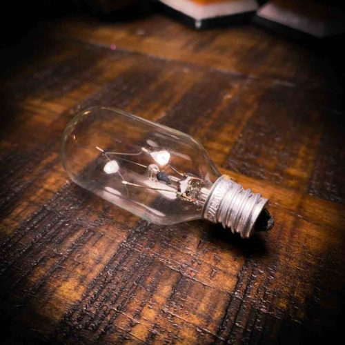 25 watt replacement bulb for Himalayan Salt lamp