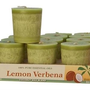 Lemon Verbena Votive Candle