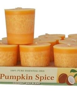 Pumpkin Spice Votive Candle