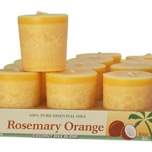 Rosemary Orange Votive Candle