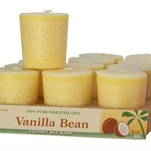 Vanilla Bean Votive Candle