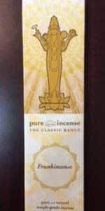 Frankincense Classic Incense