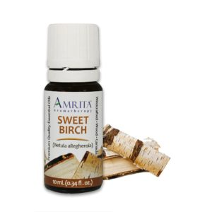 Amrita Essential Oil Sweet Birch - EO-10mL at The OM Shoppe in Sarasota, FL