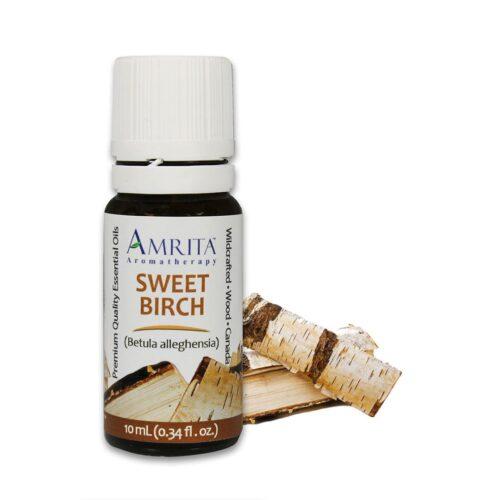 Amrita Essential Oil Sweet Birch - EO-10mL at The OM Shoppe in Sarasota, FL