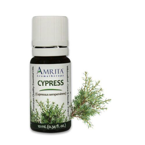 Amrita Essential Oil Cypress - EO-10mL at The OM Shoppe in Sarasota, FL
