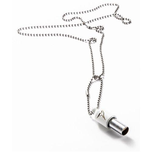 White LOVETUNER on Chain