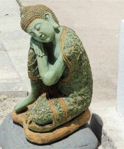 Resting Knee Buddha Statue