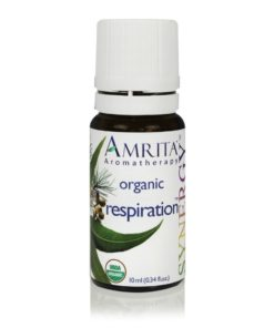 Amrita Essential OilRespiration- Organic Synergy 10ml at The OM Shoppe, Sarasota, FL